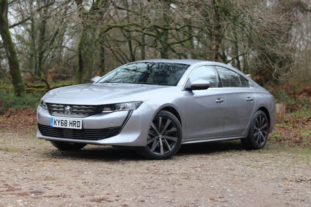 Peugeot 508 Fastback Review