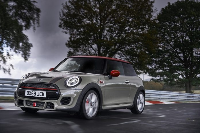 New John Cooper Works Hatch