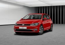 New Volkswagen Golf Match