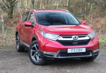 Honda CR-V 2019 Review