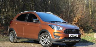 Ford Ka+ Active Review