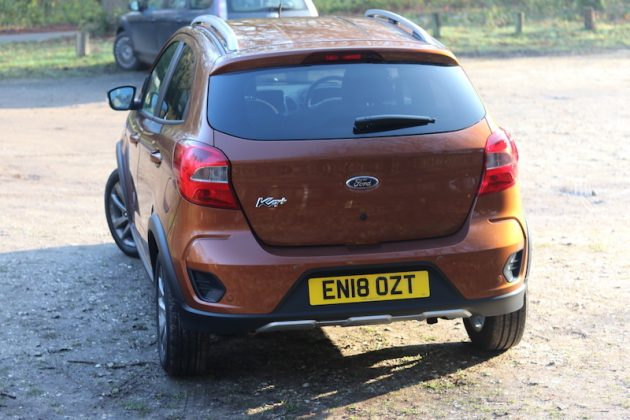 Ford Ka+ Review