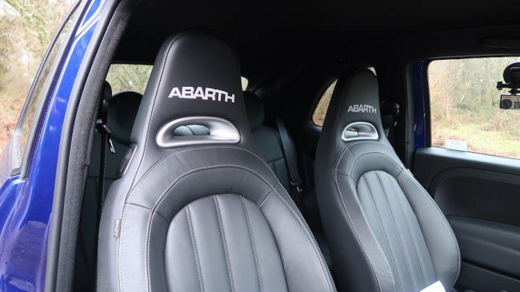Abarth 595C Turismo Review