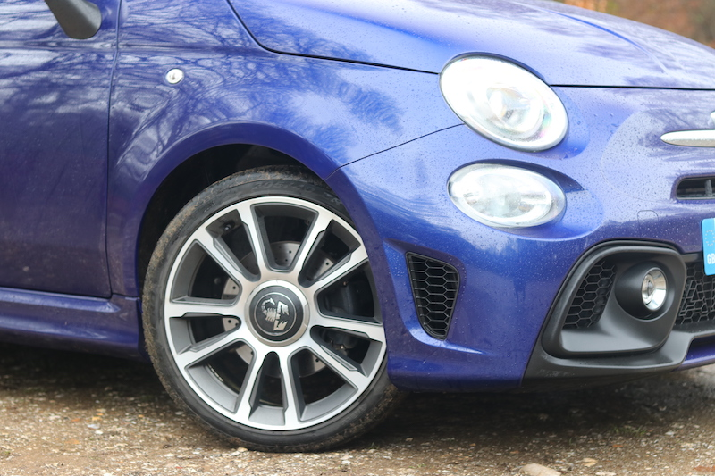 Abarth 595C Turismo Review