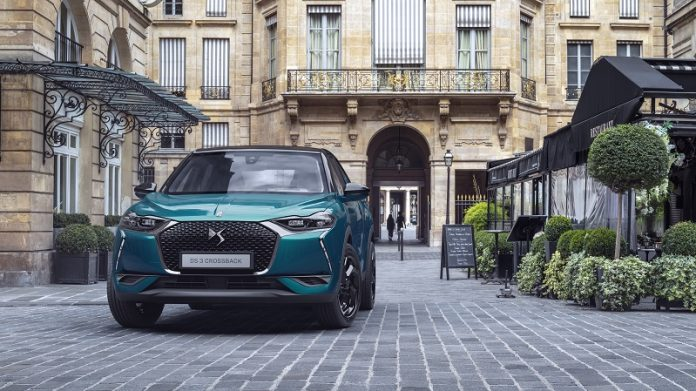 New DS3 Crossback