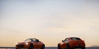 New Mazda MX-5 30th Anniversary Edition