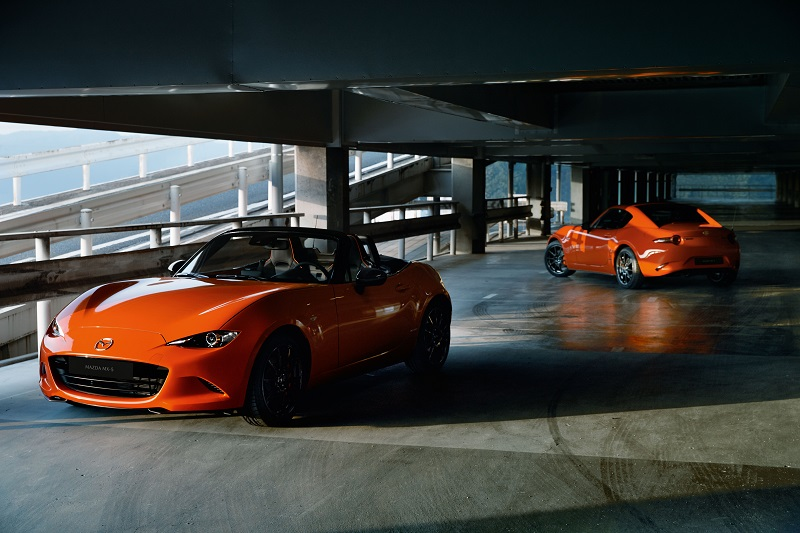 New Mazda MX-5 30th Anniversary Edition