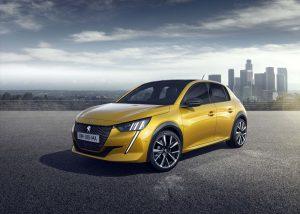 New Peugeot 208
