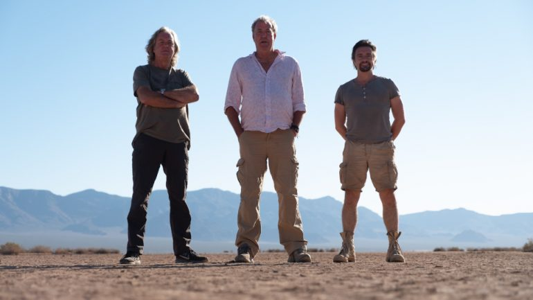 The Grand Tour Season 3 Episode 8