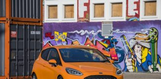"""The Fiesta ST is the car that keeps on giving,"" said Andy Barratt, managing director, Ford of Britain. ""It's fast, fun, affordable, practical and economical – and now we've built a unique example for Ford fans wanting to stand out from the crowd. This ST is for customers who are performance-oriented drivers and tuning enthusiasts who demand maximum fun on the road combined with a sporty appearance – the ultimate Fiesta ST."""