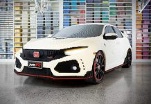 Lego Civic Type R