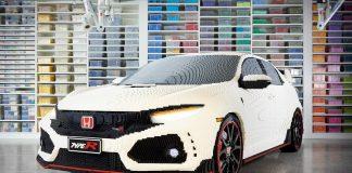 Lego Civic Type R