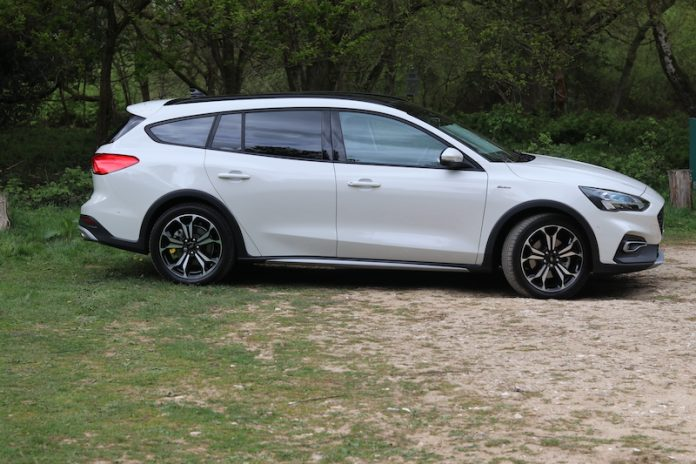 2019 Ford Focus Active X Estate