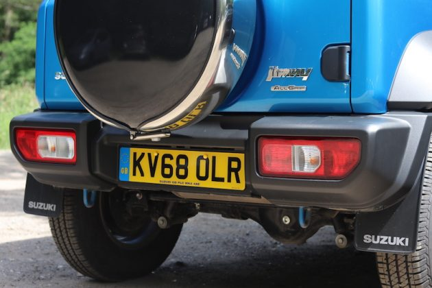 2019 Suzuki Jimny Review