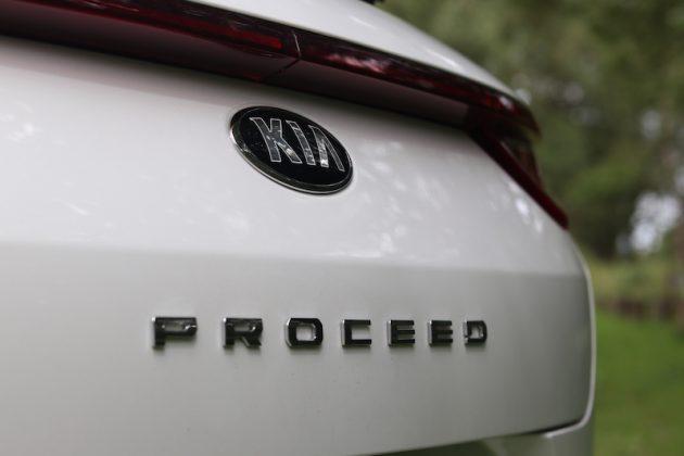 2019 Kia ProCeed GT