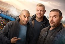 Top Gear Series 27 Episode 1