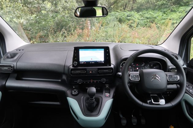 2019 Citroen Berlingo review