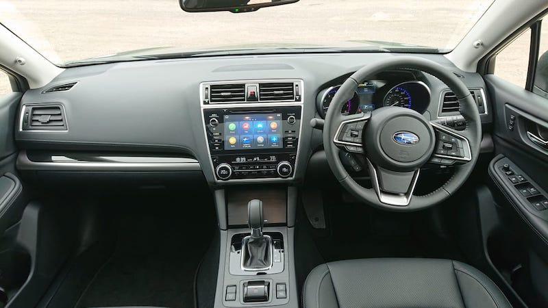 Subaru Outback Review