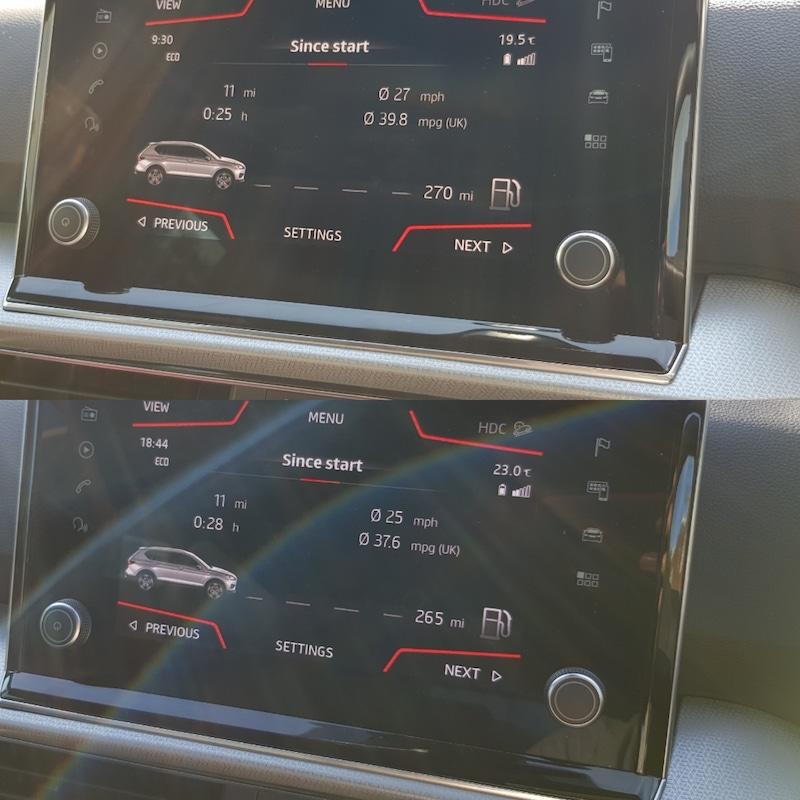 SEAT Tarraco 2019 Review
