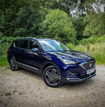 SEAT Tarraco 2019 Review