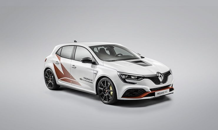 new Renault Megane RS Trophy-R