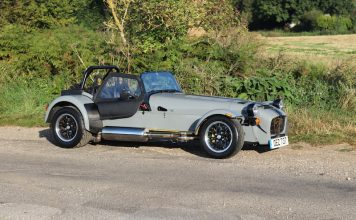 Caterham Seven 620S Review