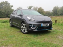 2019 Kia e-Niro Review