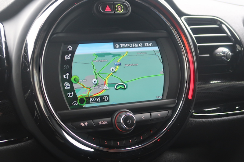 2019 Mini Clubman John Cooper Works Touchscreen