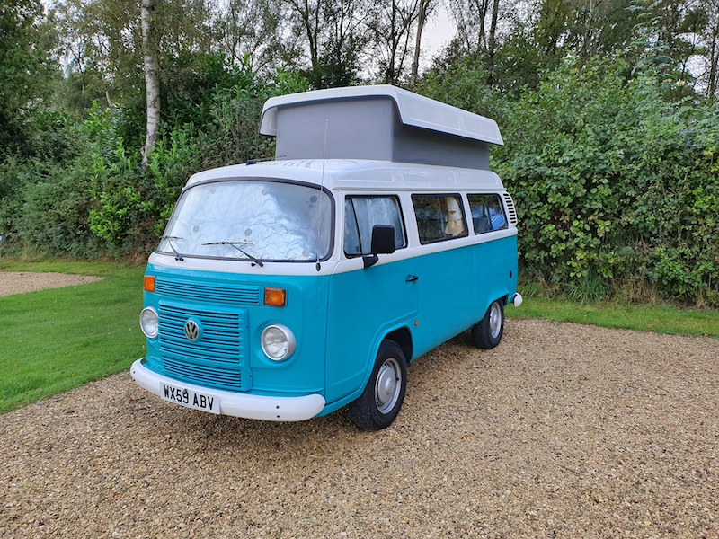 Living With A Campervan