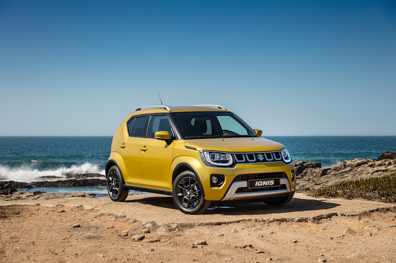 Suzuki Ignis Facelift