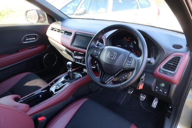 Honda HR-V Sport Review