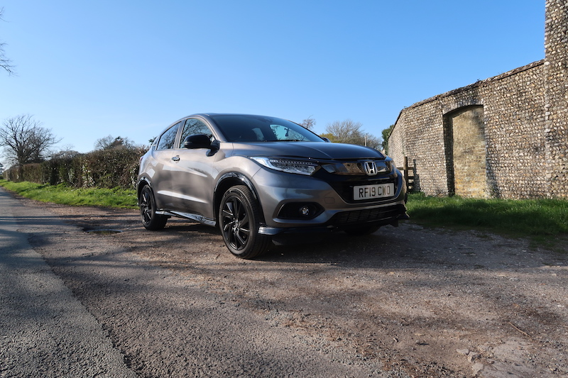Honda HR-V Sport Review