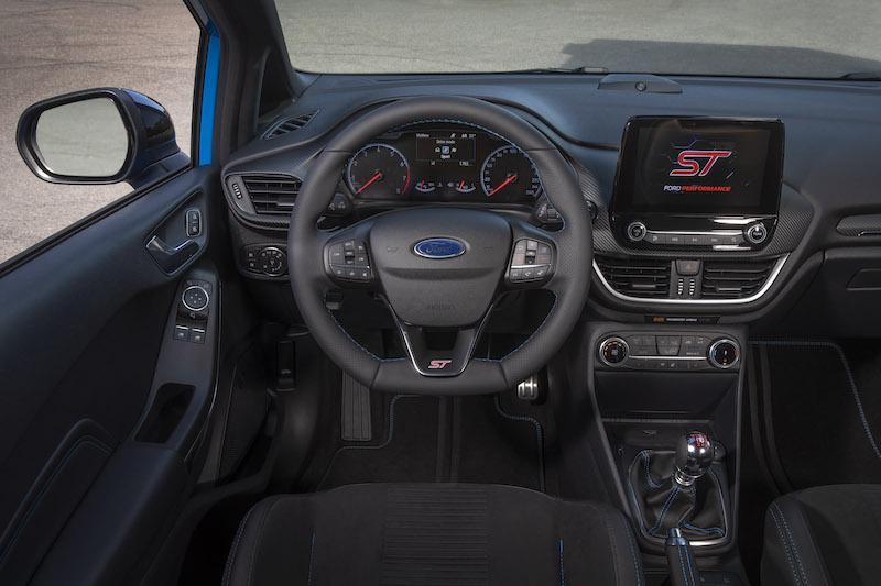 Fiesta ST Edition