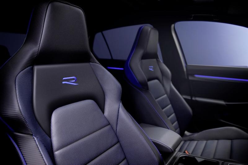 New Volkswagen Golf R