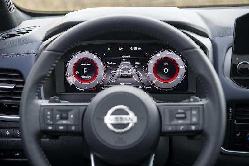 New Nissan Qashqai