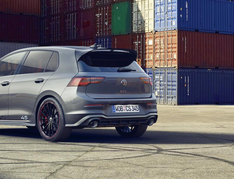 Volkswagen Golf GTI Clubsport 45